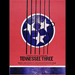 Dirk Fowler Tennessee Three Poster