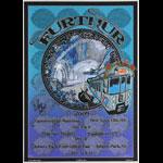Mike DuBois Furthur 2009 Tour Autographed  Poster