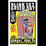 Dave Gink Green Day Poster