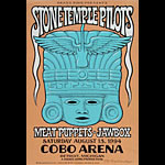 Gary Grimshaw Stone Temple Pilots Poster