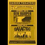 Ben Harper and the Innocent Criminals Poster