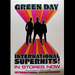 Green Day Superhits Promo Poster