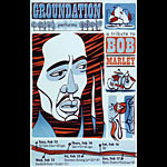 Groundation Bob Marley Tribute Poster