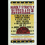 Hardly Strictly Bluegrass 3 Poster