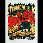 Billy Perkins Tenacious D Poster