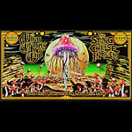 Jesse Phillips Allman Brothers Band Poster