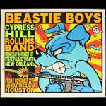 Frank Kozik Beastie Boys Poster