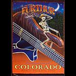 Scott Knauer Furthur Poster
