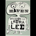 Modern Dog Haven with Division of Laura Lee Poster