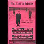 Phil Lesh and Friends Poster
