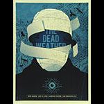 Methane Studios The Dead Weather Poster