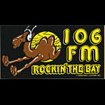 Victor Moscoso KMEL 106FM (106.1 FM) Sticker