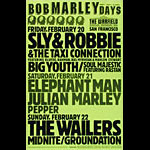 Wailers Poster