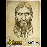 Mastodon - Rockstar Mayhem Festival Poster