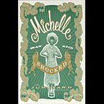 Thomas Scott (Eyenoise) Michelle Shocked Poster