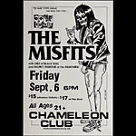 Jim Altieri The Misfits Poster