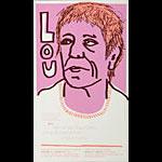 Modern Dog Lou Reed Poster