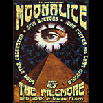 Chris Shaw Moonalice Poster