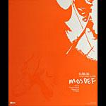 Mos Def Lyricist Lounge Tour 2000 Poster