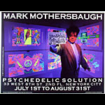 Mark Mothersbaugh Art Show Poster