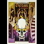 Jeff Gaither OutLook Skateboards Poster