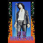 Gary Grimshaw Jim Morrison - The Doors Poster