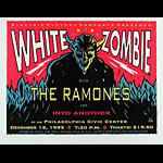 Mark Matcho White Zombie Poster