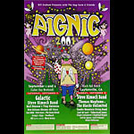Bill Graham Presents Hog Farm PigNic 2001 Galactic Poster