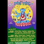 Hog Farm PigNic 1998 Leftover Salmon Poster