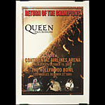 Queen feat. Paul Rodgers Poster