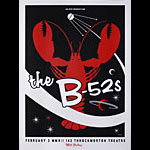Scrojo The B-52s Poster