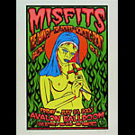 Chris Shaw Misfits Poster