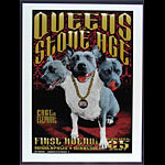 Chris Shaw Queens of the Stone Age Poster