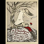 Diana Sudyka The Decemberists Poster