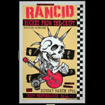 Adam Swinbourne Rancid Poster