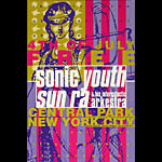 Thomas Scott (Eyenoise) Sonic Youth with Sun Ra Poster