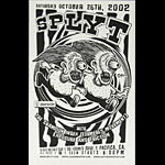 Jeff Gaither Splyt Poster