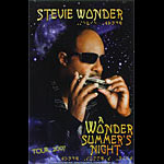 Stevie Wonder 2007 Tour Poster