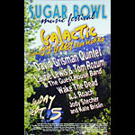 Sugar Bowl Music Festival Poster