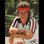 John McEnroe America's Turning 7up Tennis Promo Poster
