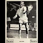 Rod Laver Sears Tennis Promo Poster