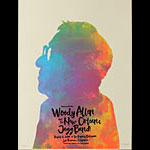 Lil Tuffy Woody Allen Poster