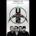 U2 360° Tour Poster