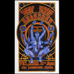 Tommy Pons Unledded Jimmy Page and Robert Plant Poster