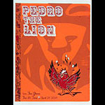 Andrew Vastagh Pedro The Lion Poster