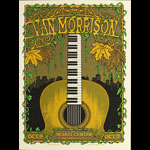 Matt Leunig Van Morrison Poster