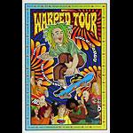 Gregg Gordon Warped Tour 2000 Poster