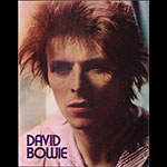 David Bowie Space Oddity Promo Poster