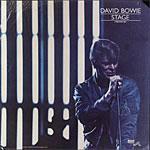 David Bowie Stage Live Album 1978 RCA Promo Poster
