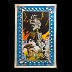 Dave Sim 1978 Cerebus Aardvark Berserk Poster
